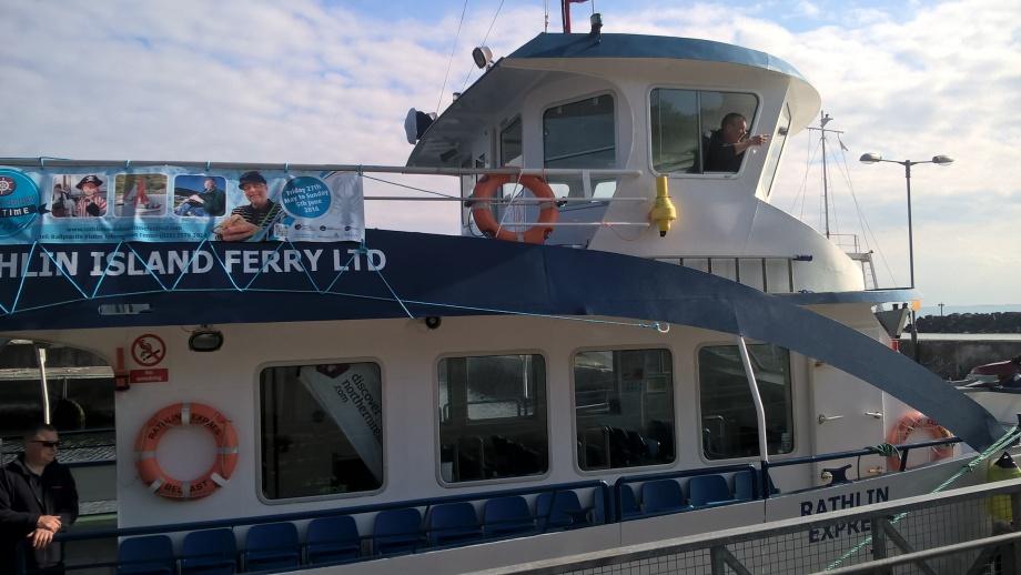 Maritime Festival :Ballycastle & Rathlin Island